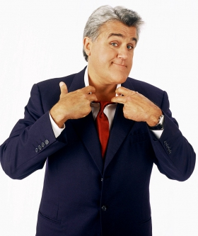 Mondays-Fridays on NBC (11:35 p.m.-12:35 a.m. ET)   THE TONIGHT SHOW WITH JAY LENO -- NBC Late Night -- Pictured: Jay Leno -- NBC Photo: Kevin Foley