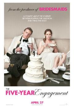 fiveyearengagement-poster
