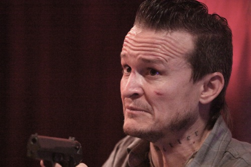 JUSTIFIED: Episode 5: Thick as Mud (Airs February 14, 10:00 pm e/p). Pictured: Damon Herriman. CR: Adam Taylor / FX.