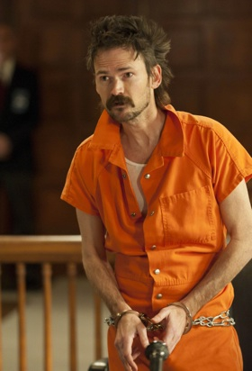 JUSTIFIED: Episode 10: Guy Walks into a Bar (Airs March 20, 10:00 pm e/p). Jeremy Davies. CR: Prashant Gupta / FX.