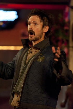 "JUSTIFIED: Episode 12 ""Coalition""  (Airs April 3, 10:00 pm e/p).  Jeremy Davies. CR: Prashant Gupta / FX."