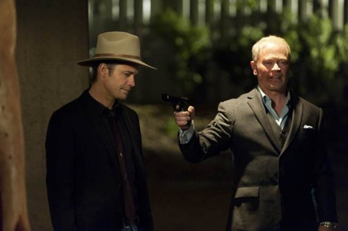 "JUSTIFIED: The JUSTIFIED Season 3 Finale Episode 13 ""Slaughterhouse"""