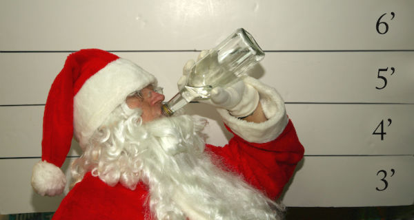 leave a reply - Drunk Christmas