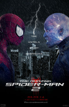 amazingspiderman2-poster