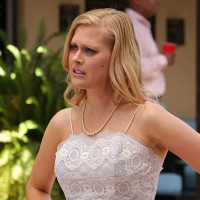 "YOU'RE THE WORST -- ""Fists and Feet and Stuff"" -- Episode 110 (Airs Thursday, September 18, 10:30 pm e/p) -- Pictured: Janet Varney as Becca Barbara -- CR: Byron Cohen/FX.."