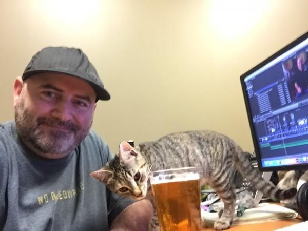 WORK CAT PIC