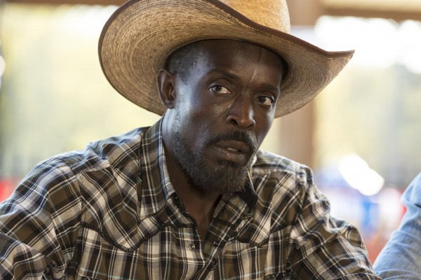 Michael K Williams as Leonard Pine - Hap and Leonard _ Season 2, Episode 5 - Photo Credit: Jackson Lee Davis/SundanceTV