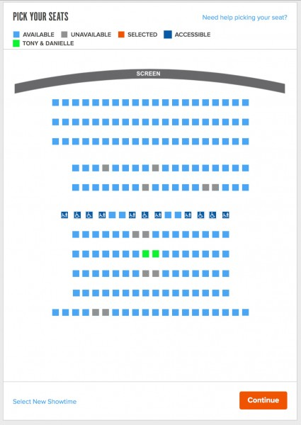 SEATING BEFORE