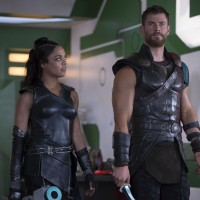 VALKYRIE AND THOR