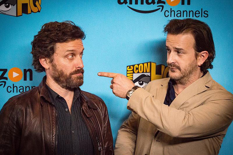 Comic-Con HQ Winter Series Showcase 3