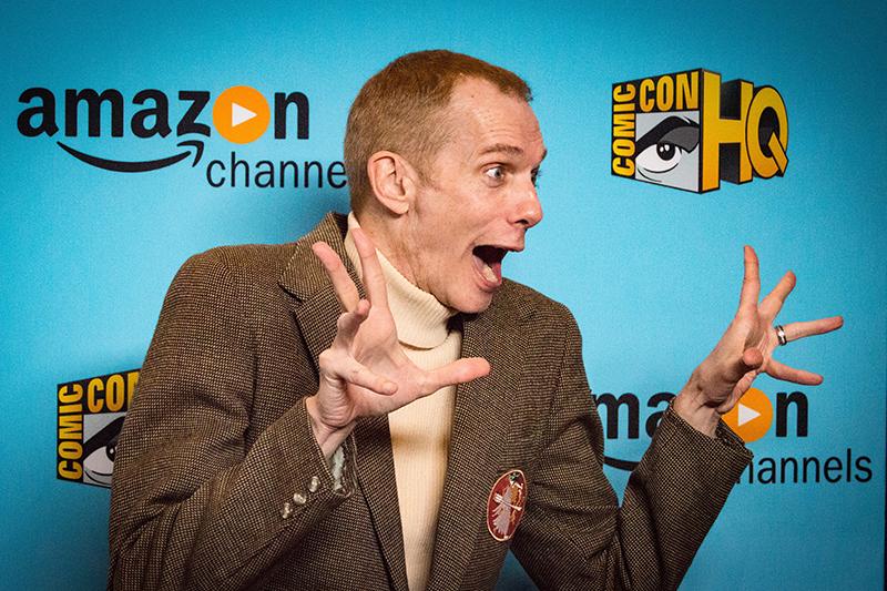 Comic-Con HQ Winter Series Showcase 6