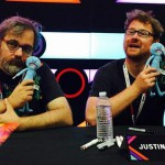 One on One with Dan Harmon and Justin Roiland
