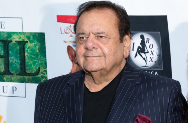 HOLLYWOOD, CALIFORNIA - NOVEMBER 08:  Actor Paul Sorvino attends the 11th Annual Hollywood F.A.M.E. Awards at Hard Rock Cafe, Hollywood, CA on November 8, 2017 in Hollywood, California.  (Photo by Greg Doherty/FilmMagic)