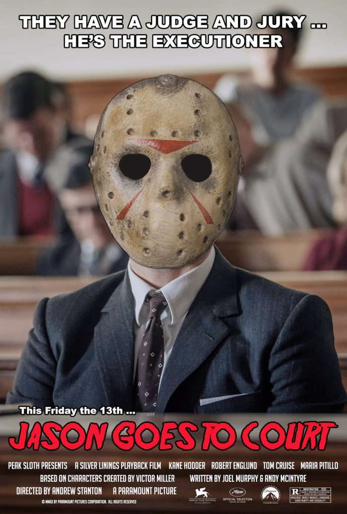 Jason Goes to Court movie poster