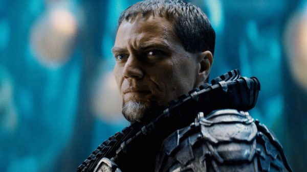 Man of Steel's General Zod