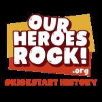 Hobo Radio Interview - Jonathan Davenport, co-creator of Our Heroes Rock